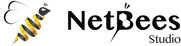 NetBees Studio Logo